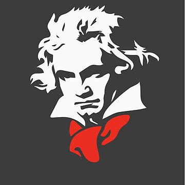 Ludwig van Beethoven by Dipardiou