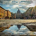 Basilica di San Pietro by kulaone