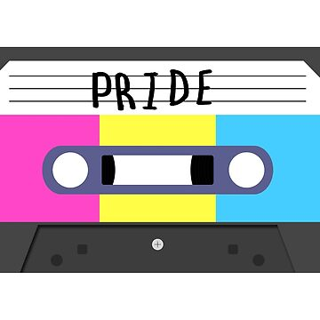 Pan - Pride Tape by cucumberpatchx