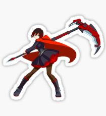 BlazBlue Cross Tag Battle - Ruby Rose Sticker