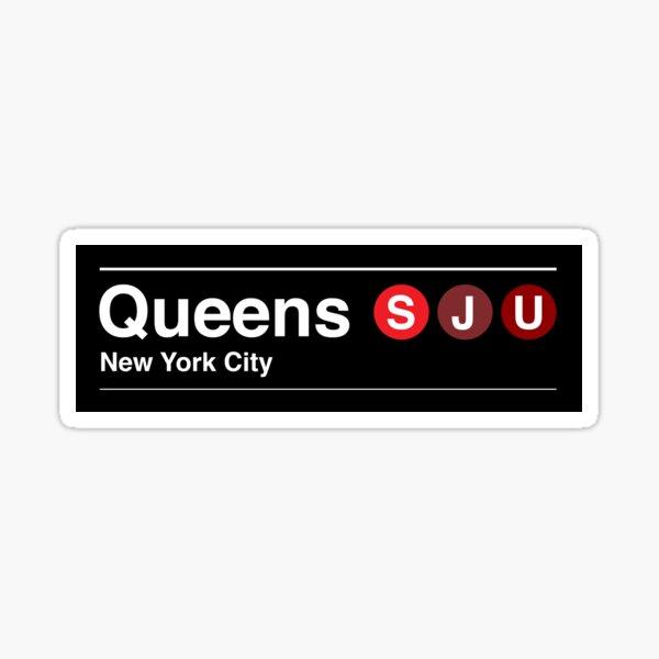 St. John's University Queens Sticker