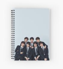 BTS - festa 2018 Spiral Notebook