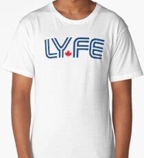 Toronto LYFE!!! Long T-Shirt