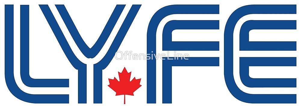 Toronto LYFE!!! by OffensiveLine