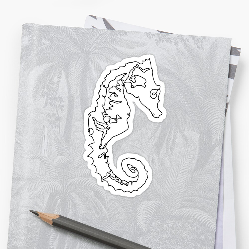 Seahorse by murkybucket
