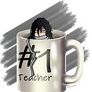 #1 Teacher Shota Aizawa by coffeecogs