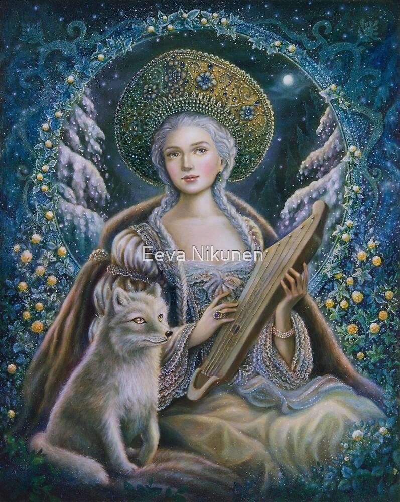Winter Prelude by Eeva Nikunen
