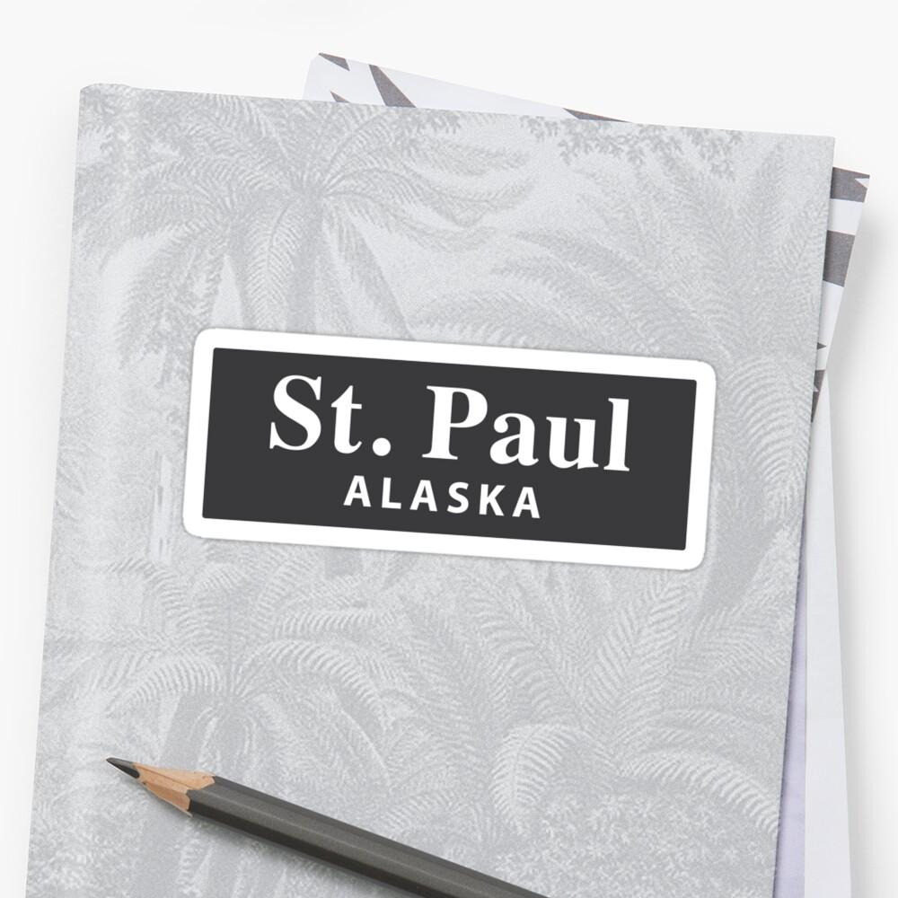 St. Paul, Alaska by EveryCityxD1