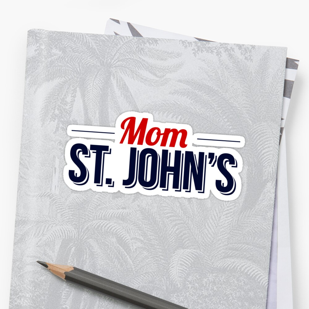 St John's University Mom by TheGreatGabsby