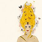 Rococo: The Queen Bee by Sybille Sterk