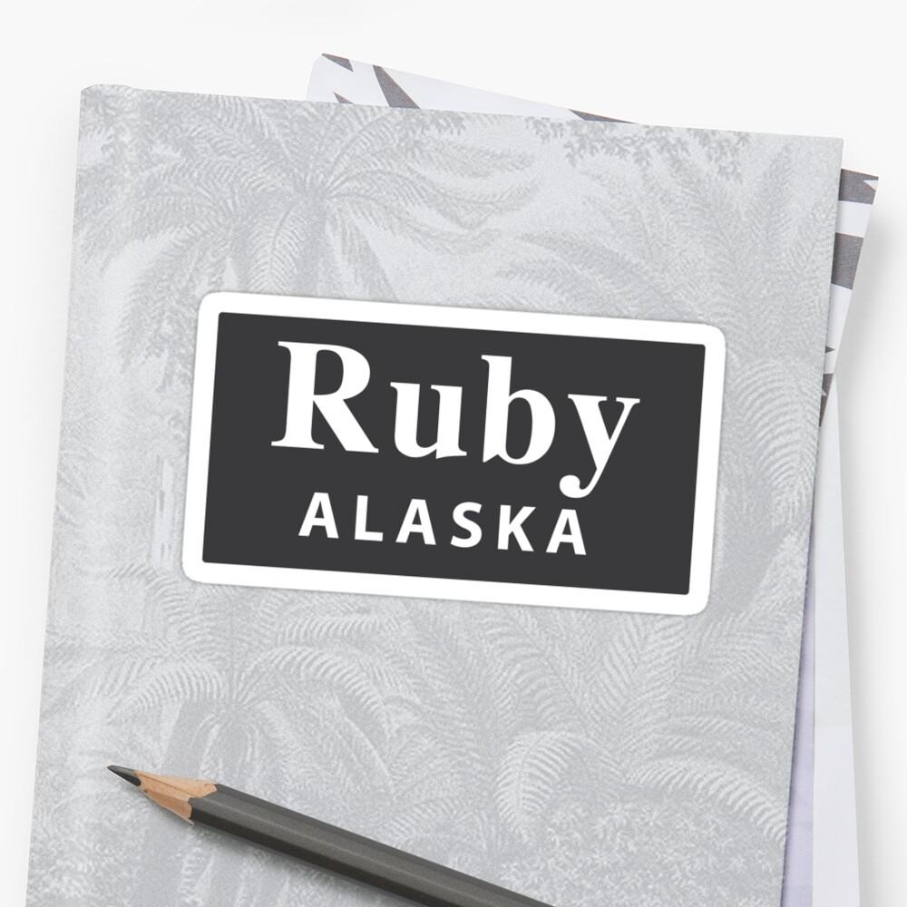 Ruby, Alaska by EveryCityxD1