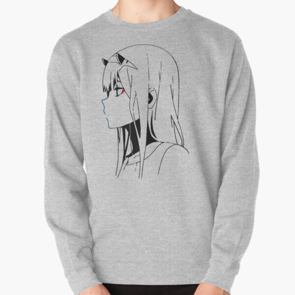 Zero Two Pullover Sweatshirt