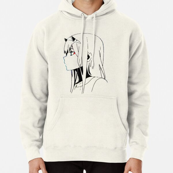 Zero Two Pullover Hoodie