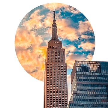 """""""Empire State Building"""" by bafroilan3"""