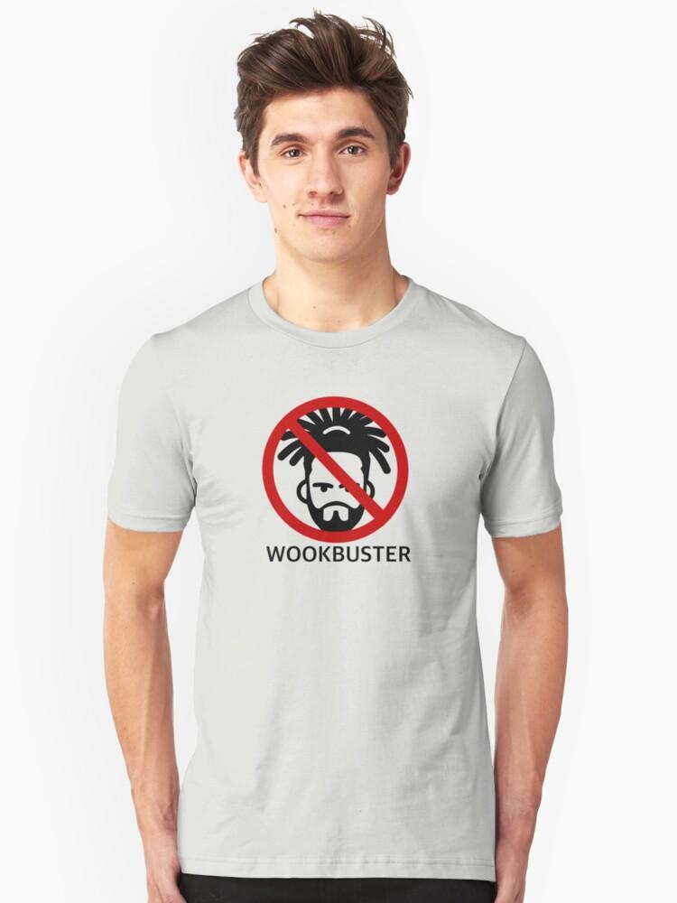 Wookbuster Unisex T-Shirt Front