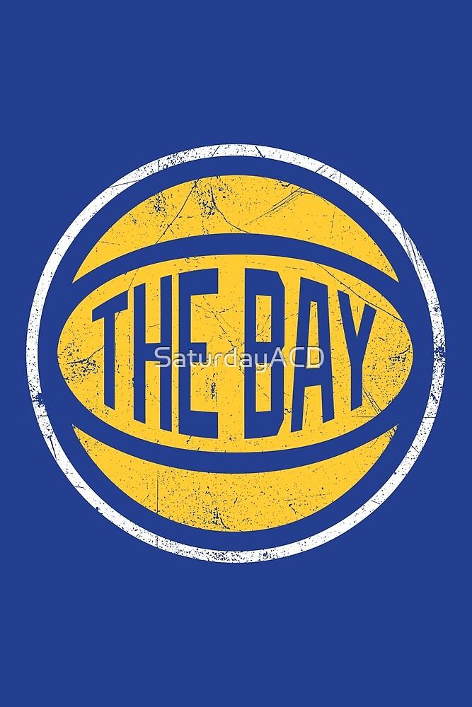 The Bay retro Ball 1 by SaturdayACD