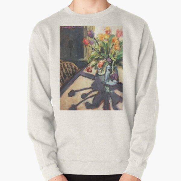 Throwing Shade Pullover Sweatshirt