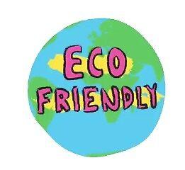 eco friendly by stickersnstuff