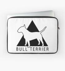 Bull Terrier Laptop Sleeve