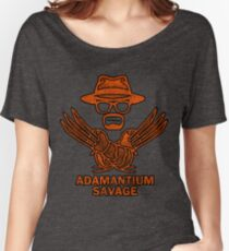 Adamantium Savage Women's Relaxed Fit T-Shirt