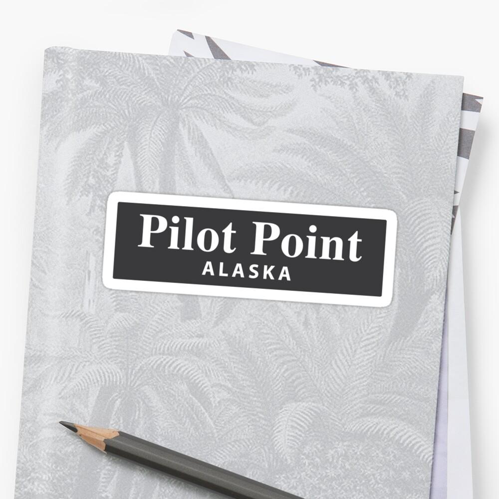 Pilot Point, Alaska by EveryCityxD1