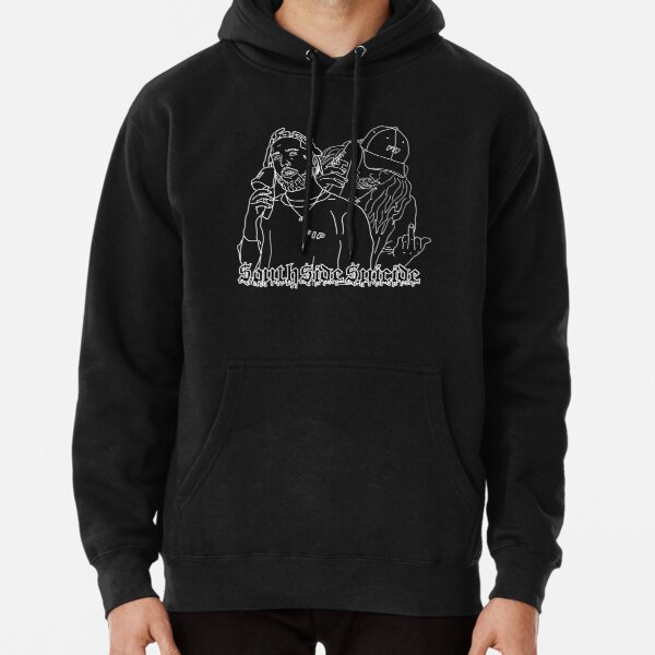 South Side Invert Pullover Hoodie