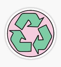 recycler Sticker