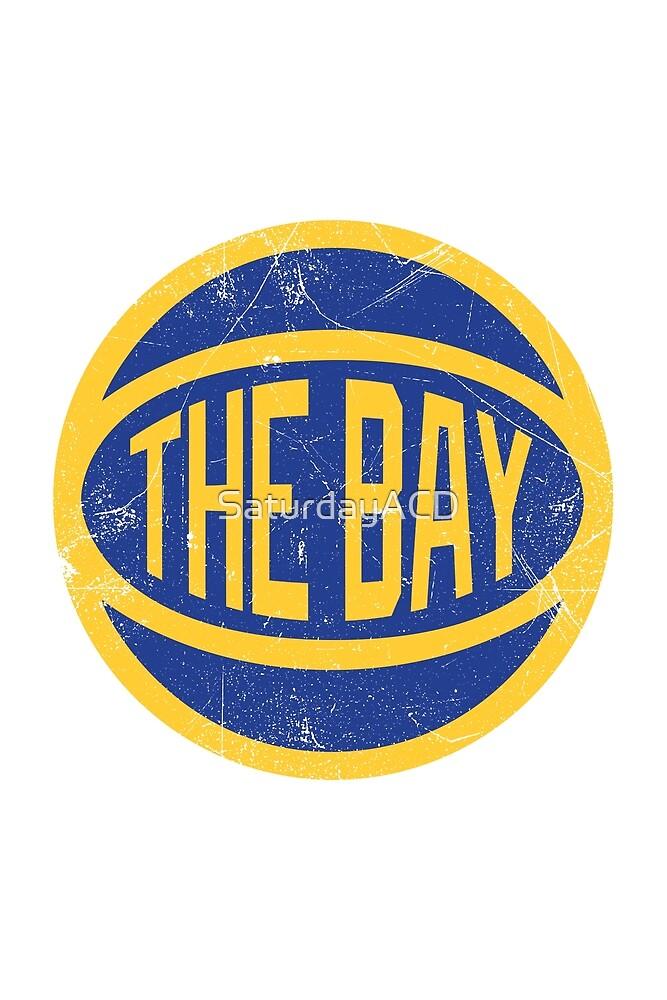 The Bay retro Ball 2 by SaturdayACD