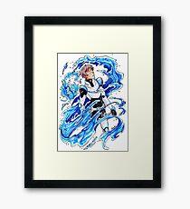 VLD- Lance Elemental Framed Print