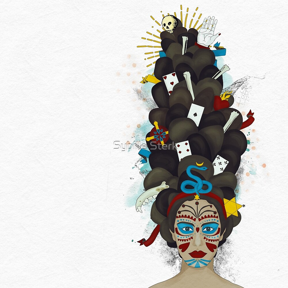 Rococo: The Voodoo Queen by Sybille Sterk