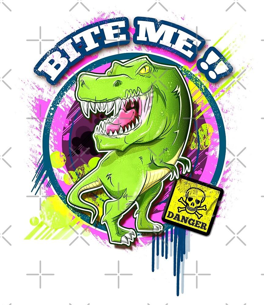 t-rex by fer3407xzhtvz8