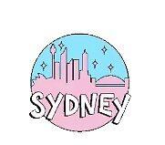 sydney by stickersnstuff