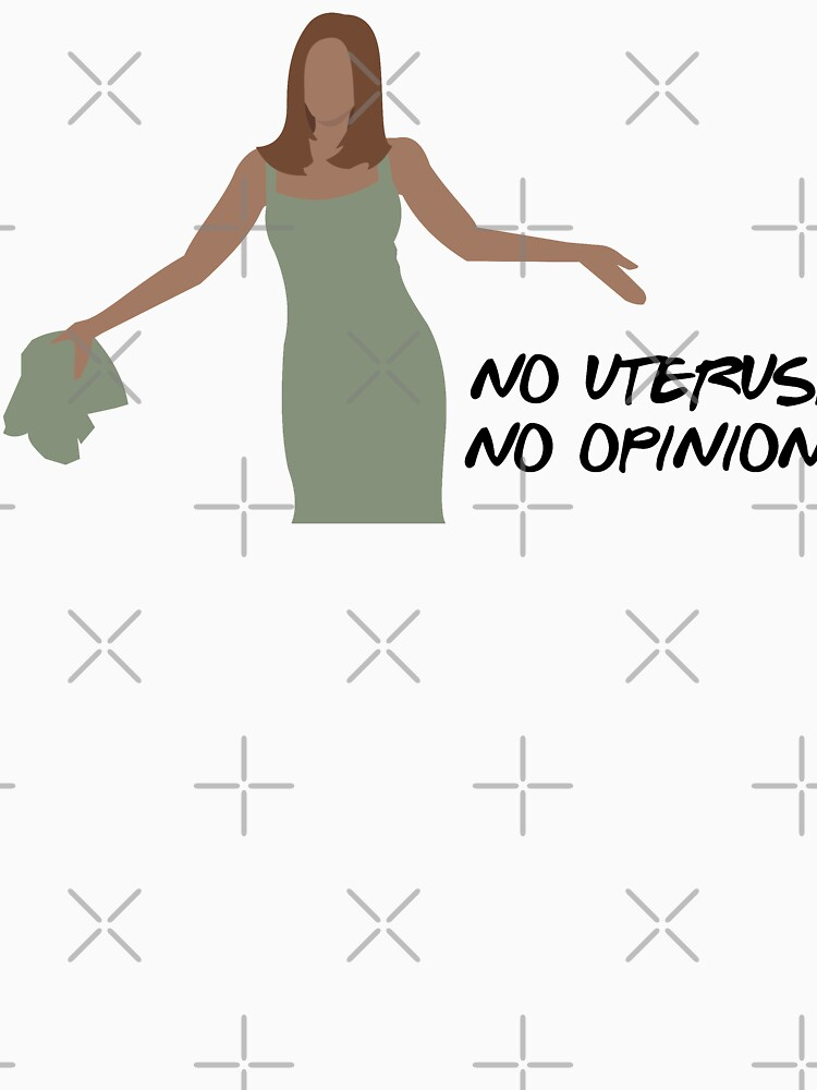 No Uterus, No Opinion by doctorheadly
