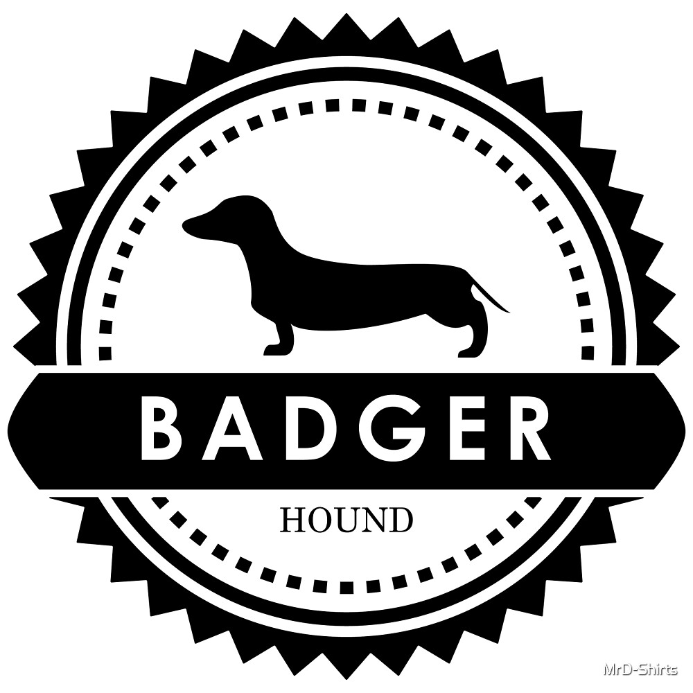 dachshund by MrD-Shirts