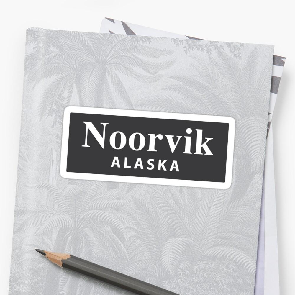 Noorvik, Alaska by EveryCityxD1