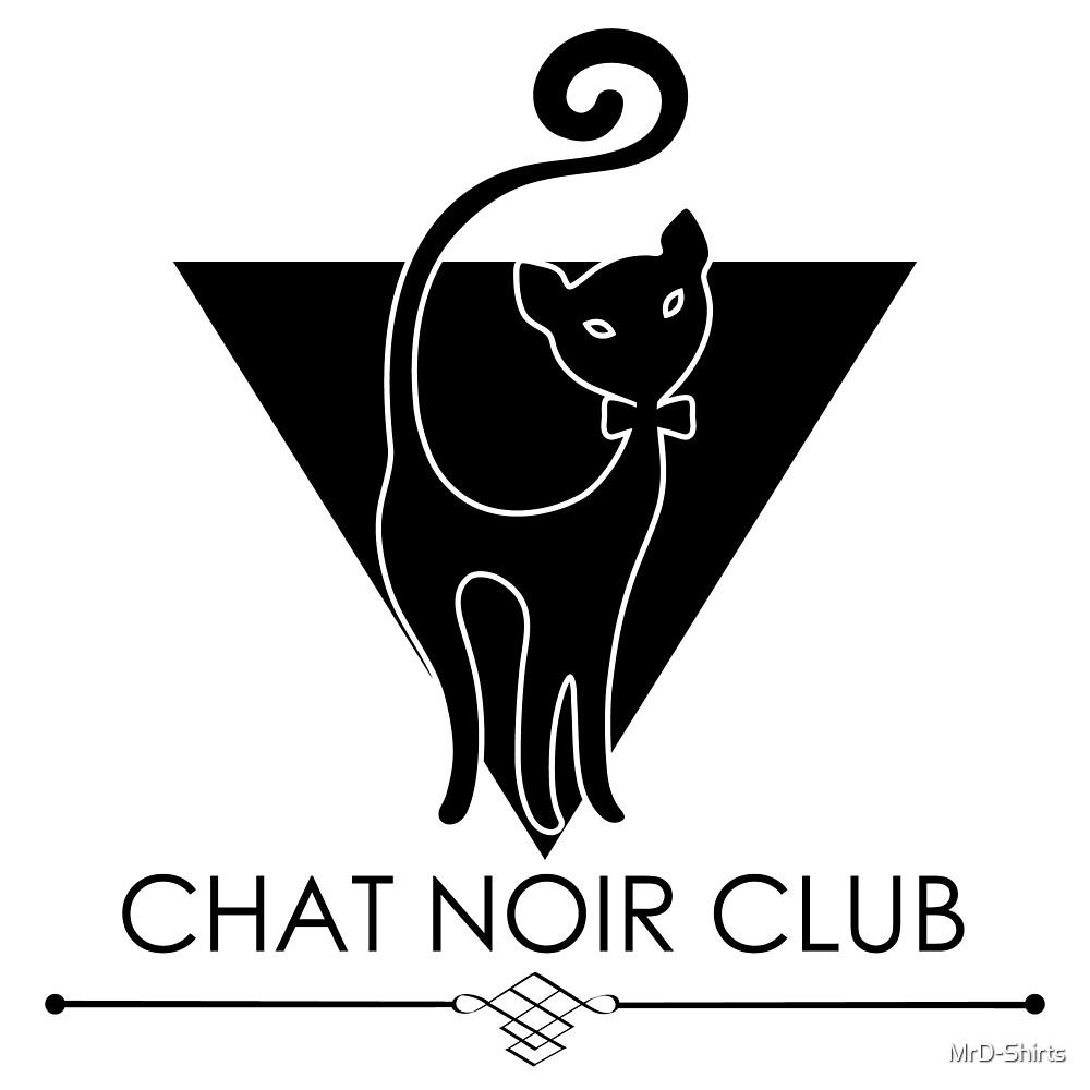 Chat Noir Club by MrD-Shirts