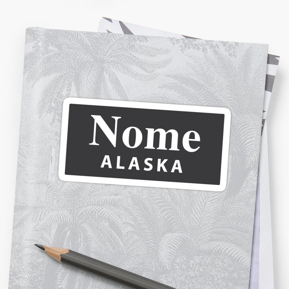 Nome, Alaska by EveryCityxD1