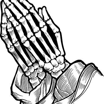 Prayer Skel by SN1P3R