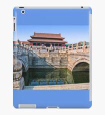 Forbidden City. Beijing, China iPad-Hülle & Klebefolie