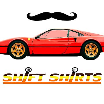 Shift Shirts 80s - Magnum PI Inspired by ShiftShirts