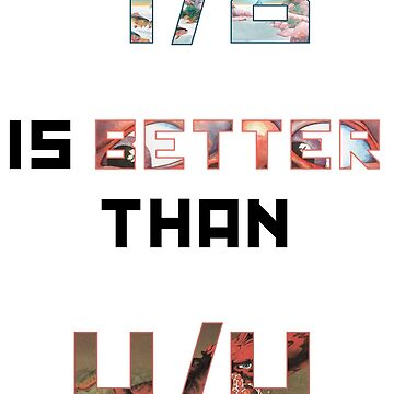 7/8 Is Better Than 4/4 by Weall