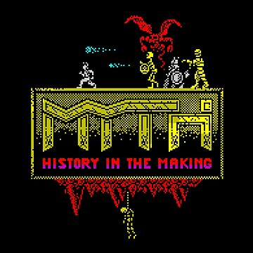 Gaming [ZX Spectrum] - Myth: History in the Making by ccorkin