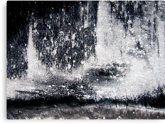 Snowstorm by Kathie Nichols