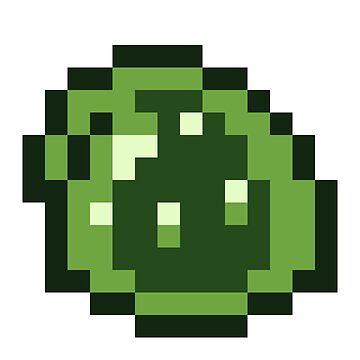 Pixel Art RPG Slime by Stridden