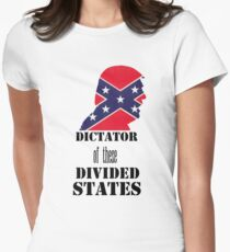 President of these United States Women's Fitted T-Shirt