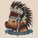 Pitting Bull by Linda Hardt