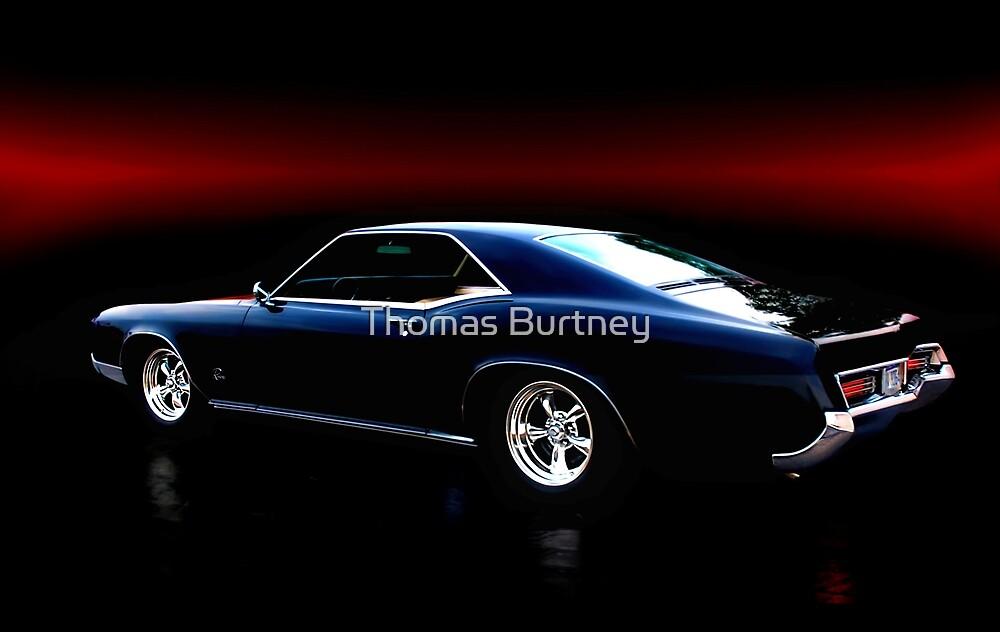 1967 Buick Riviera Coupe by Thomas Burtney