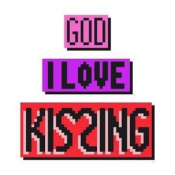 God I Love Kissing by MoMoJaJa