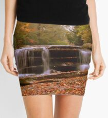 Cascades Mini Skirt