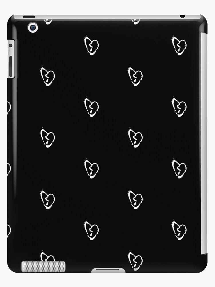 Xxxtentacion Broken Heart Symbol Ipad Cases Skins By Rufinus